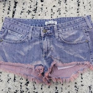 WILDFOX Cutoff Shorts
